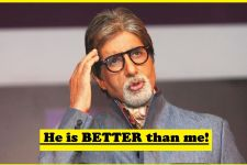 Amitabh Bachchan thinks this KHAN is a better actor than him!!