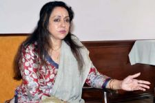 Hema Malini's STRAIGHT support for Banning PAK artistes!