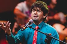 Sonu Nigam sings for 'Raakh' short film