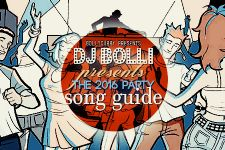 DJ Bolli Presents The 2016 Party Song Guide