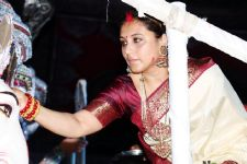 Rani Mukerji set to lose post-pregnancy weight