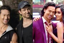 What does Tiger feel about Hrithik and Shraddha