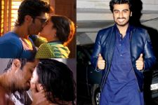 It's because of this man that Arjun gets to KISS his co-stars