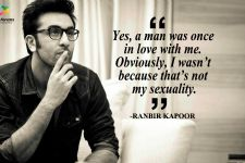 Ranbir Kapoor speaks up on LOVE & RELATIONSHIPS!