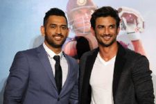 Like real MS Dhoni, Sushant also had to choose career his against WILL