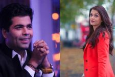 When Aishwarya walked in, I was like OMG! - Karan Johar