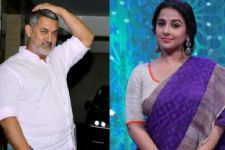 Vidya Balan's REACTION on her being called as 'FEMALE AAMIR KHAN'