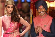 Aditi Rao Hyadri to play Ranveer Singh's wife in SLB's Padmavati!