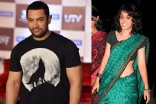 Aamir's daughter is happy that he is playing role of father to 4 girls