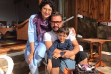Aamir Khan celebrates wife's birthday in Meghalaya