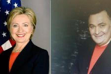 Rishi Kapoor supports Hillary for US President