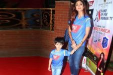Shilpa Shetty Kundra 'proud' about son Viaan's TV debut