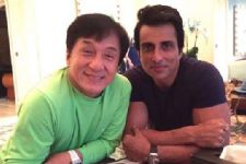 Sonu Sood congratulates Jackie Chan for honorary Oscar