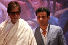Was an honour to be in Big B's company: Manoj Bajpayee