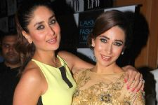 Karisma Kapoor has a Condition to work with sister Kareena Kapoor