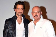 Rakesh Roshan 'very proud' of son Hrithik's achievements
