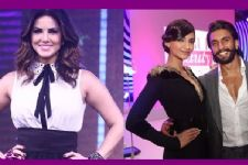 Sunny Leone keen to watch Sonam Kapoor, Ranveer Singh on social media