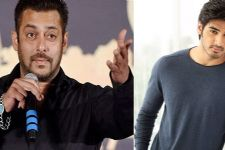 Salman Khan lends complete support for Ahan Shetty