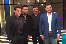 Here's when Salman, Arbaaz & Sohail's episode at KWK will be aired