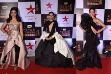 All the glamour from the 23rd Star Screen Awards