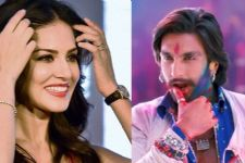 Did Ranveer Singh accept Sunny Leone's advice? Find out here...