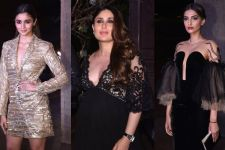 Best of style from Manish Malhotra's birthday bash