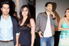 Varun Dhawan- Alia Bhatt REACT to Parineet- Aditya Comments