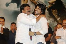 When Ram Charan matched steps with dad
