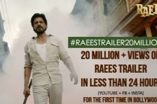 How did B-town REACT after watching Shah Rukh Khan's 'Raees' trailer?
