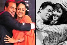 Hema Malini shared a CUTE message for hubby Dharmendra