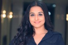 Love it when I'm busy: Vidya Balan