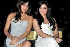 Parineeti nervous to give Priyanka on-stage tribute