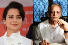 Gulzar is an all-time great, says Kangana Ranaut
