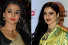 Vidya Balan's eternal moment with Rekha!