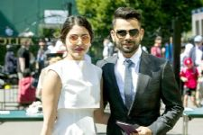 #Photos: Anushka-Virat have a FUN vacation together!