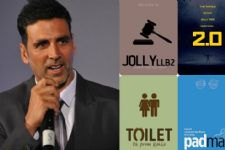 Akshay Kumar's COMPLETE list of films for 2017