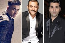 Hoping for a very good film: Akshay on working with KJo, Salman