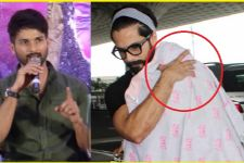 Shahid Kapoor LOSES COOL, lashes out for his daughter