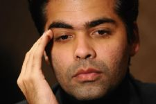 When Karan Johar broke down into tears...