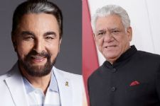 Kabir Bedi will miss Om Puri's bear hugs