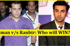 Salman Khan v/s Ranbir Kapoor: Who will win the CLASH?