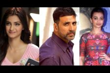 #Confirmed: Sonam Kapoor and Radhika Apte roped in for Akshay's PADMAN