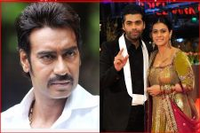 Ajay Devgn BREAKS HIS SILENCE on the RIFT between KJo and Kajol!