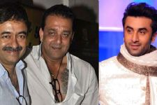 Sanjay Dutt biopic goes on floors...