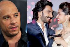 Oops! Vin Diesel REVEALS secret about Deepika-Ranveer's relationship!