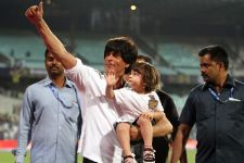 Shah Rukh Khan shares something special about son AbRam!