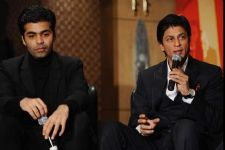 Shah Rukh Khan on his FRIENDSHIP with Karan Johar