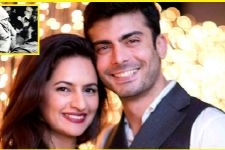 FIRST PIC of Fawad Khan's daughter