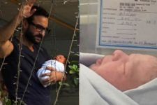 Finally! Saif Ali Khan opens up about controversy over Taimur's name!