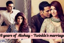 #Anniversary: This is how Akshay-Twinkle are trying to kill each other